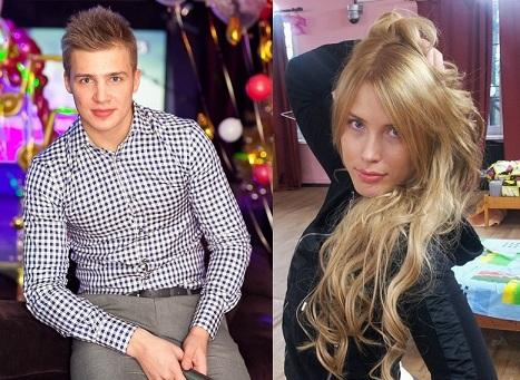 Олег Майми и Оксана Ряска