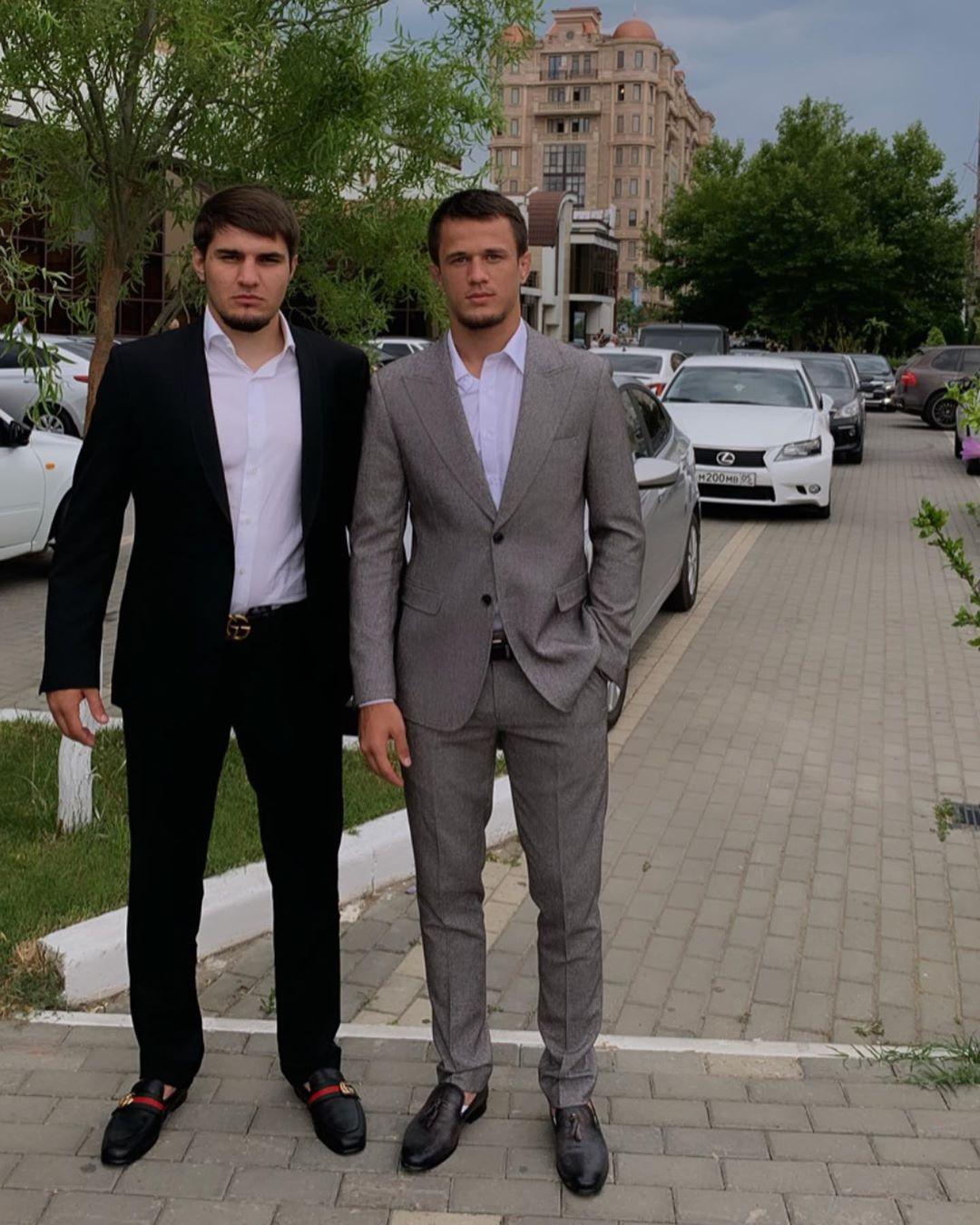 Усман и Умар Нурмагомедовы