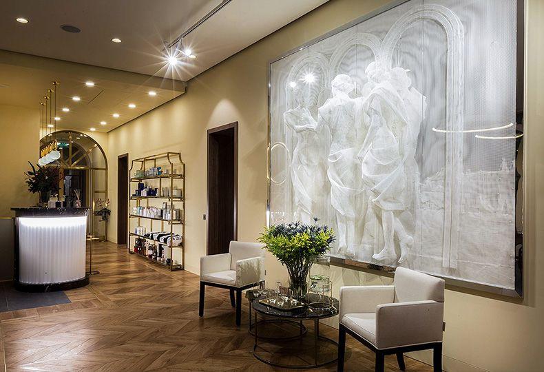 Салон красоты «Белый сад» в Москве