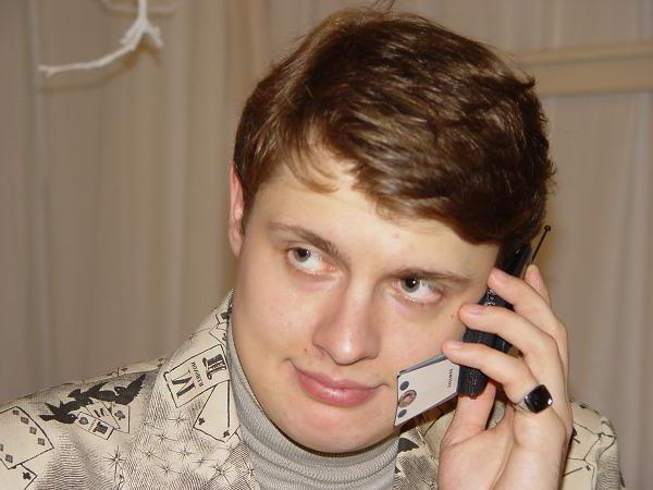 Евгений Понасенков в студенческие времена