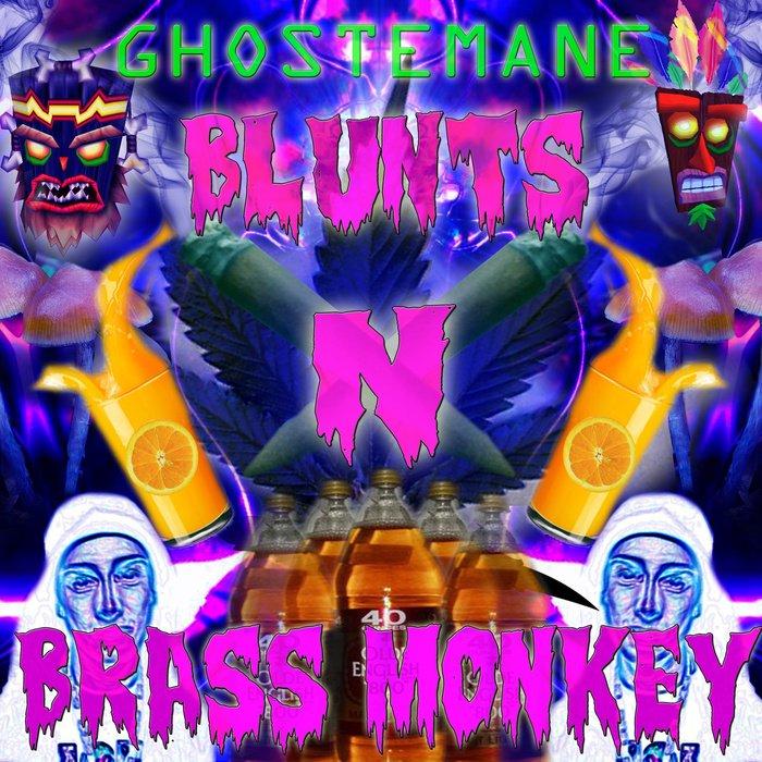 Обложка Blunts n 'Brass Monkey