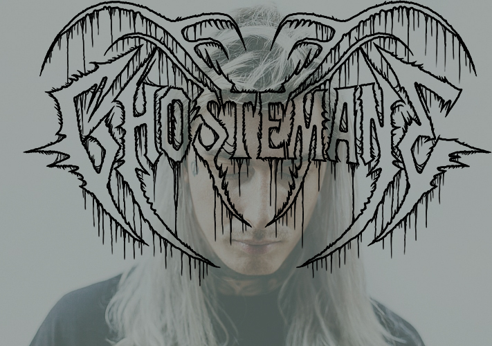 Лого Ghostemane