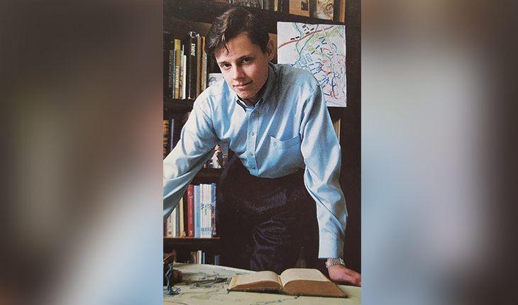 Евгений Понасенков в школьные годы
