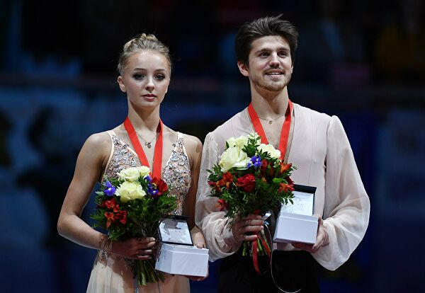 Степанова и Букин чемпионы