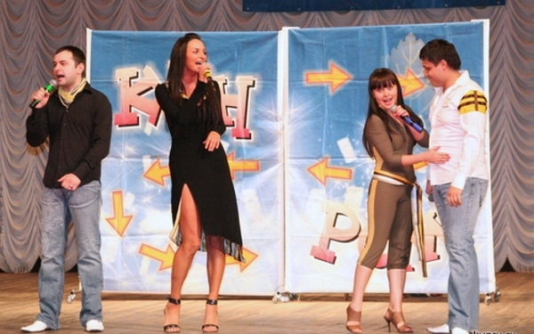 Мария Кравченко в КВН