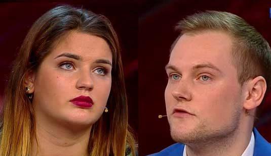 Подберезкина с бизнесменом Дмитрием Майером