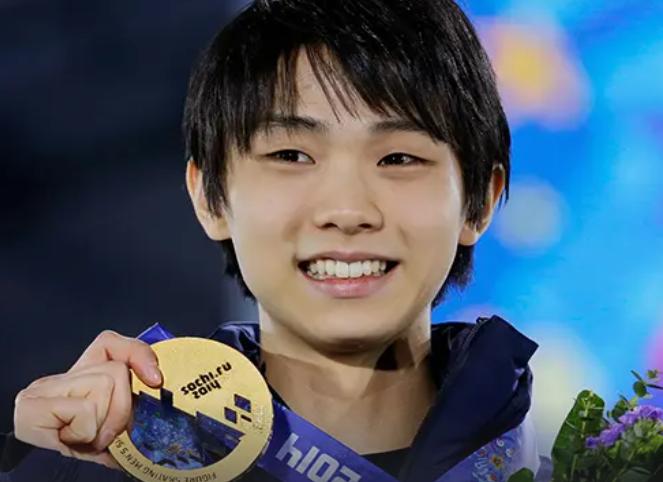 Юдзуру Ханю на Олимпиаде в Сочи