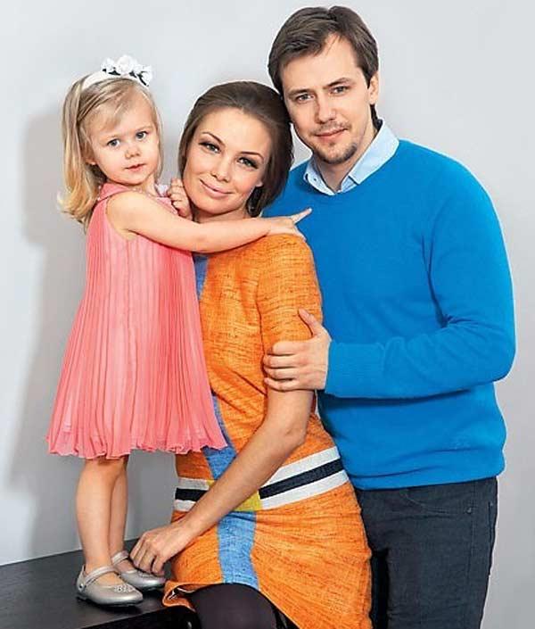 Иван Жидков с Татьяной Арнтгольц