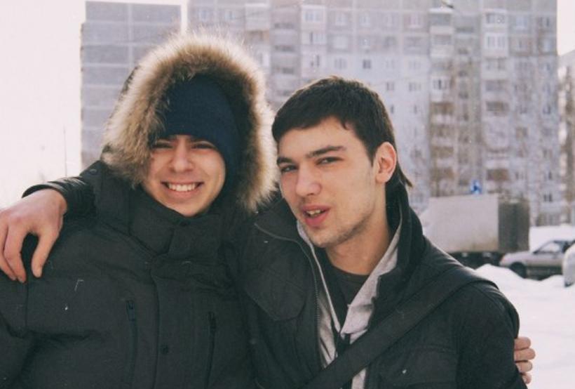 Братья Гаязова в колледже