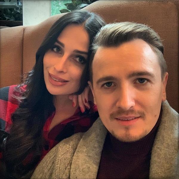 Влад Кадони и Ксения Шаповал