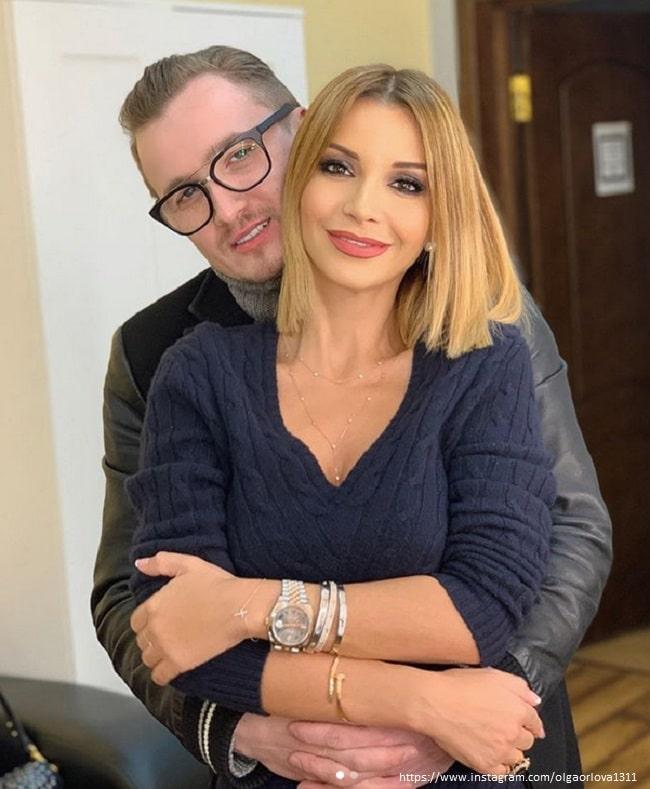 Ольга Орлова и Влад Кадони