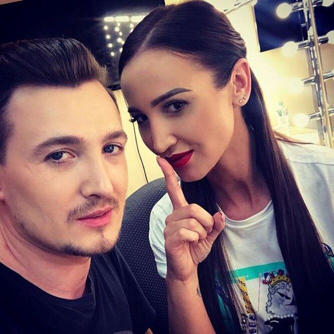 Ольга Бузова и Влад Кадони