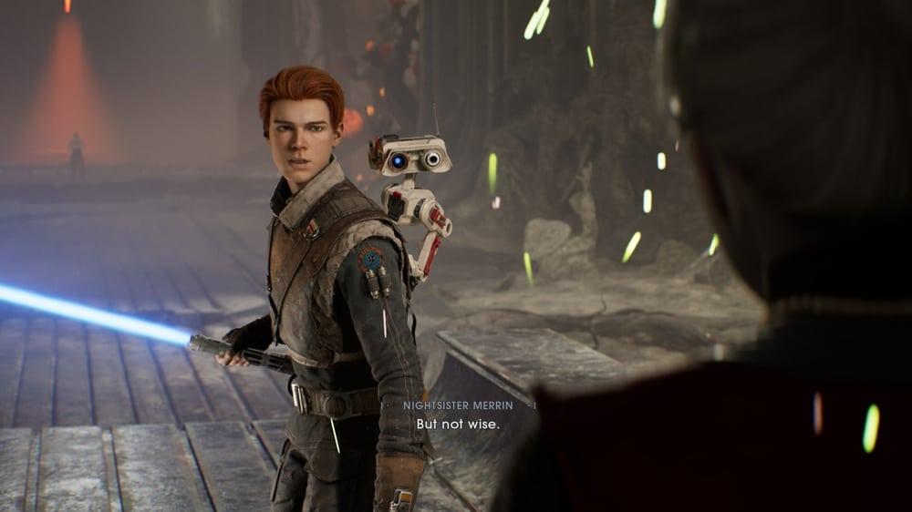 Камерон Монахэн в «Звёздных войнах»