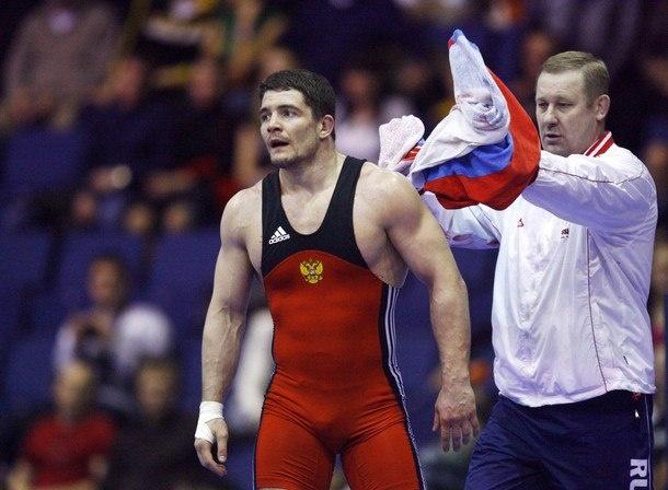 Алексей Мишин - чемпион России и Европы