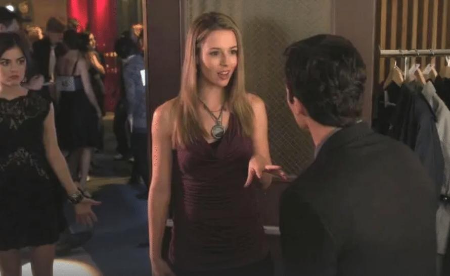 Алона Таль в сериале «Милые обманщицы»