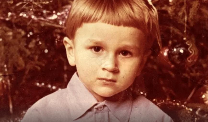Тиван в детстве